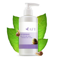 Wholesale Cream Underarm - Wholesale-AFY Snail whitening cream body lotion underarm neck leg body whitening moisturizing firming skin lightening care product