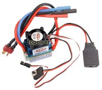 Wholesale Lipo Truck - RC HSP 37017 03307 Brushless Esc 45A 2S Lipo For 1:10 Car Buggy Truck