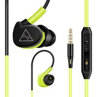 Wholesale Iphone Hdmi Micro Usb - C3 in ear earphones bass running mobile phone wire headset ear sports earplugs waterproof
