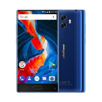 Ulefone Octa Core Pas Cher-Ulefone MIX Bezeless 4G Smartphone 5.5 pouces Android 7.0 Octa Core 4 Go RAM 64 Go ROM 3300mAh Batterie 13MP Dual Rear Cameras