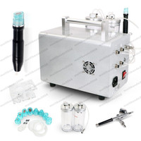 Wholesale In1 Hydro Dermabrasion Microdermabrasion Dermabrasion Peeling Vacuum Oxgyen Jet Spray Skin Rejuvenation Beauty NEW MYY