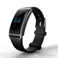 Wholesale I5 Russian Phone - 2017Sport Smart Wristband Bluetooth Waterproof Activity Bracelet Intelligent Sports Step Sleep Track Caller Andriod IOS Phone for I5 Plus