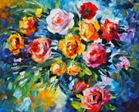 reproductions d'art achat en gros de-Fine Art Peinture À L'huile Reproduction Reproduction De Haute Qualité Impression Giclée Sur Toile Décor À La Maison Paysage Peinture DH182
