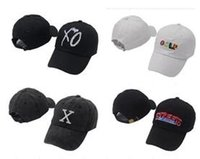 Wholesale Malcolm X Hat - Malcolm X baseball Tyler The Creator Golf Hat - Black Dad hat Snapback Cap Wang Cross T-shirt Earl Odd Future Casquette Nostalgia Wave Hat