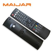Wholesale Top Fta Receivers - Wholesale- new remote for FTA digital satellite receiver v8s v8se set top box remote controller