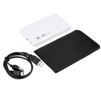 fälle für festplatte großhandel-USB 2.0 HDD Festplatte 2,5 Zoll SATA Box 2 TB externes Gehäuse Mobile Disk Box Cases für Laptop Festplatte c Festplatte