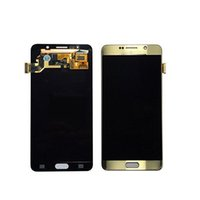Wholesale Note Screen Assembly - Prime No Dead Pixels For Samsung Galaxy Note 5 N9200 N920T N920A N920I N920G LCD Display +Touch Digitizer Screen Assembly Fast Delivery