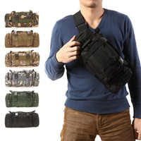 Utilitário Tactical Cintura Pack Deployment Bag Bolsa Camping Caminhada Saco Sacos Outdoor Camera Bag 11 cores