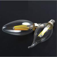 Wholesale chandelier leds for sale - Group buy 2016 Full NEW LED lamp E27 E14 E12 W chip Corn Bulb V V Chandelier LEDs Candle light Spotlight CE UL SAA