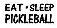 Wholesale Cars Eats - Wholesale 10pcs lot Eat Sleep Pickleball Sticker For Bumper Auto Door Kayak motorcycles Vinyl Decal 9 Colors car styling Easter