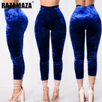 Wholesale Wholesale Wrap Pants - Wholesale- New Casual Women One Piece Solid Color Autumn V Neck Sleeveless Off Shoulder Wrap Chest Backless Slim Long Pants Sexy Rompers for