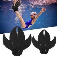 Wholesale Adult Flippers - Kids Adult Mermaid Tails Swim -fins Boys Girls Swimmable Monofin Swimming Fin Flippers Men Women Diving Swimming Wear LJJK805