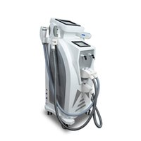 Wholesale Ipl Machine For Salon - Multifunction OPT Elight SHR IPL Super Hair Removal Q Switch Nd Yag Laser Tattoo Removal RF Skin Rejuvenation Machine For Salon Clinic Use