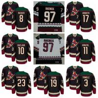 202019958 2017 Phoenix Coyotes 97 Jeremy Roenick 17 Radim Vrbata 18 Christian Dvorak 19  Shane Doan 25 Ryan White any name and number Hockey Jerseys ...