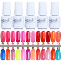 Wholesale Off Price Wholesale - wholesale high quality cheap price soak off led uv gel polish 12pcs nail gel lacquer varnish gelish free shipping