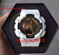Wholesale Shipping Box Post - 2017 free shipping hk-post all arrow work relogio box men's sports watches, men watch wristwatch, military watch, digital watch