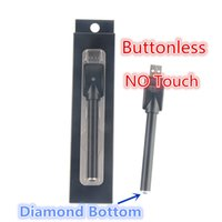 Wholesale Wholesale Electronics Cigarettes China - Best vape pen e cigarette 280mah battery diamonds bottom 510 usb charger ce3 oil atomizers electronic cigarettes china direct promotion sale