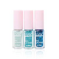 Wholesale Cocktail Magic Nail Polish Three color Gradients Set ml Bright Colors Lasting and Breathable Nail Polish Suit ZJY026