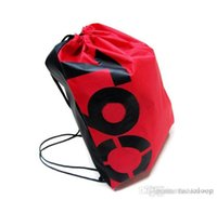 Wholesale Raincoats For Adults - Hanky Set 2016 New Swimming Bag For Adult Kids Beach Sports Bag Raincoat Material Backpack Swimming Backpack Sport Bag