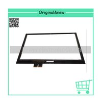 Wholesale Tablet Pc 14 Screen - Wholesale- free shipping 14'' Inch For IdeaPad Flex 2-14 2-14D Tablet PC Touch Screen Digitizer Glass Sensor Replacement
