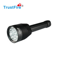 Wholesale Outdoor Certification - LED Lamp Powerful LED Flashlight 13000 Lm 26650 Rechargeable Battery Tail Switch Long Last CE FCC certification Super Bright Outdoor Sports