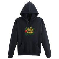 Wholesale Promotion Letter - Promotion new design hoodie men color fashion sweatshirts brand design casual pullover autumn hip hop