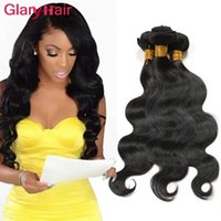 Remy Brazilian Hair Body Body Weave Full Soft 100g Bundle Peruano malaio cambojano Indiano ondulação do corpo Ondadura 4/5/6 Pieces