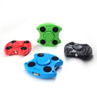 Wholesale Spinner Game - New Design Toy EDC Hand Spinner Fidget Cube Game Joystick ABS Plastic Toy For decompression anxiety Finger Toys For Killing Time Free DHL