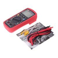 multímetro rms verdadero al por mayor-UNI-T UT139C Verdadero RMS LCD Digital Auto Range Multímetro AC / DC Tester Meter