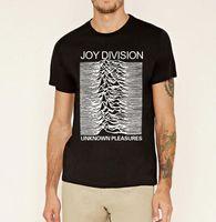 Wholesale Male Pleasure - Wholesale- 2017 summer Joy Division Unknown Pleasure men's t-shirts Post Punk fahion funny brand clothing hip hop Male fitness top Tops tee
