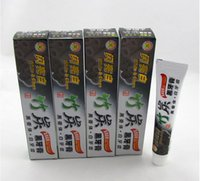 Wholesale 2017 hot High Quality toothpaste charcoal toothpaste whitening black tooth paste bamboo charcoal toothpaste oral hygiene tooth past