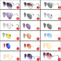 Wholesale cheap sunglasses for women - Wholesale Brand Designer Sunglasses for Women and Men Cheap Woman's Metal Sun Glasses Black Round Man's Fashion Shades Hot Sale Big Frame