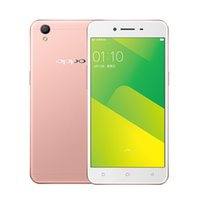 Wholesale Oppo 2gb - Original Oppo A37 Mobile Phone MTK6750 Octa Core 2GB RAM 16GB ROM Android 5.1 5.0 inch 2.5D Glass 8.0MP 4G FDD LTE NFC OTG Smart Cell Phone