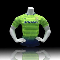 Wholesale 2018 K League Jeonbuk Hyundai Motors home soccer jersey thai quality soccer jersey Maillot De Foot Football shirts