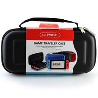 Wholesale Game Console Cases - Carrying Case for Nintendo Switch NS Protable Travel Case Protective EVA Shell Bag for Game Console Controls