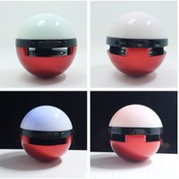 Wholesale Dancing Mini Music Speaker - Magic Pokeball Poke Mon Wireless Bluetooth Speaker Colorful Night Light LED Dance Elves Ball Wireless Stereo Music TF card MP3 Subwoofer