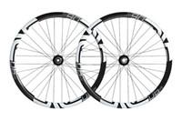 29er tekerlek seti karbon toptan satış-Karbon MTB Tekerlekler Lefty 27.5er 29er karbon jantlar 35mm wideth Kancasız tam karbon fiber Bisiklet MTB Tekerlek Dağ bisiklet tekerlek