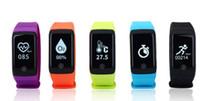assistir oxímetro venda por atacado-H10pro bluetooth smart watch wristband para ios android bluetooth 4.0 monitor de pressão arterial de freqüência cardíaca oxímetro rastreador de fitness id107