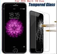 Wholesale Protector Moto X - Tempered Glass For iphone X moto e4 metropcs boost Galaxy J3 2017 J3 Emerge J327P J3 prime Screen Protector Film without retail package