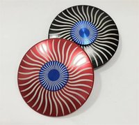 Wholesale Sun Disk - Hand Spinners New Tornado Spiral Disk Metal Fingertip Gyro UFO Hand Spinning Sun Flower EDC Decompression Anxiety Finger Spinnings