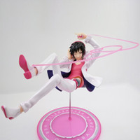 Wholesale Izaya Figure - Anime Durarara!! x2 Orihara Izaya Psychedelic Ver. 1 8 Scale PVC Figure Model Toy Gift New In Box