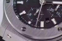 Wholesale New Steel V6 - Super HBB V6 Factory Mens Automatic Chronograph Asia 7750 Watch Men Calendar Rubber Sport Eta Valjoux Watches Sapphire Crystal Stopwatch