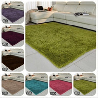 Wholesale Flocking Carpet - Living Room 80*100 Carpet Sofa Coffee Table Large Floor Mats Doormat Tapetes De Sala Doormat Rugs and Carpets Alfombras Area Rug