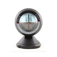 medidor de ángulo al por mayor-Medidor de inclinación Medidor de inclinación Medidor de inclinación Medidor de inclinación de nivel para SUV todoterreno