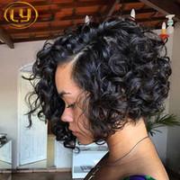 Wholesale wholesale braiding hair for sale online - Hot Sale A Deep Curly Brazilian Bulk Human Hair For Braiding Unprocessed Human Braiding Hair Bulk No Weft Indian Hair Bulk