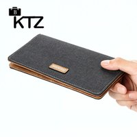 Wholesale Cards Holder Men S - 2016 new products,Men 's long canvas wallet,Japan and Korean Style,Ultra-thin,Snap,more card Holder