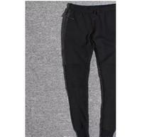 Wholesale Fleece Camo Pants - Hot Tech Fleece Sport Pants Space Cotton Trousers Men Tracksuit Bottoms Man Jogger Tech Fleece Camo Running pant 2 Colors