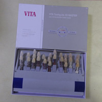 Barato Cor De Sombra Vita-Dental Vita 3D-Master Tooth Guide System 29 Color Shades Guide Dentes Novo