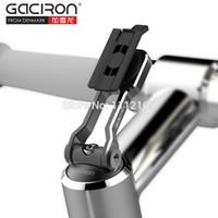 passeio de montagem venda por atacado-Gaciron 2 IN1 Bicicleta Suporte de Telefone Bicicleta de Estrada Rotação Do Telefone Móvel Titular Mount Ride
