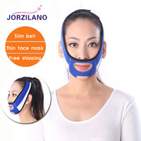 Wholesale Mouth Lift - 2017 New Popular Thin Face Belt Mask Mouth Pulling Type Face Mask Slim Lift Up Chin Uplift Belt